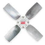 Cast Aluminum HD Prop w/ 1/2 In Bore 18 In
