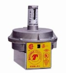 JD2-P Pressure Switch .1 In - 10.0 In WC