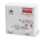 Dayton Solid State Time Delay Relay 120 VAC