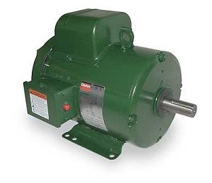 Farm duty motor 5hp 230v for Farm duty electric motor