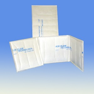"20"" x 46"" AFR-1 Ceiling Filter Single Frame - 8 Pack"