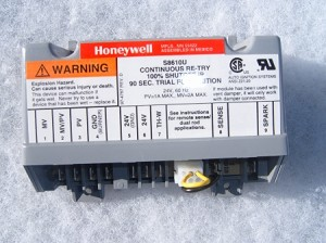 Replacement Honeywell Universal Intermittent Pilot Module for S8610
